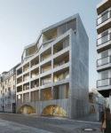 MIND Architects Collective bringt Holz in die Stadt