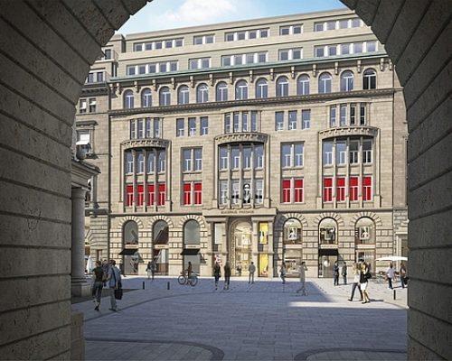 Das neue Bucerius Kunst Forum in Hamburg verkündet: Here We Are Today