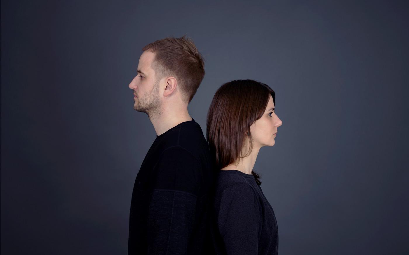 Jan Dechow und Julia Buschlinger Portrait