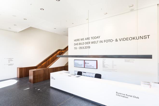 Bucerius Kunst Forum Eingangsfoyer
