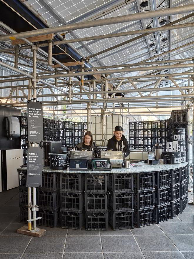 Citizen.MDW von ZWEI Interiors Architecture Innenraum