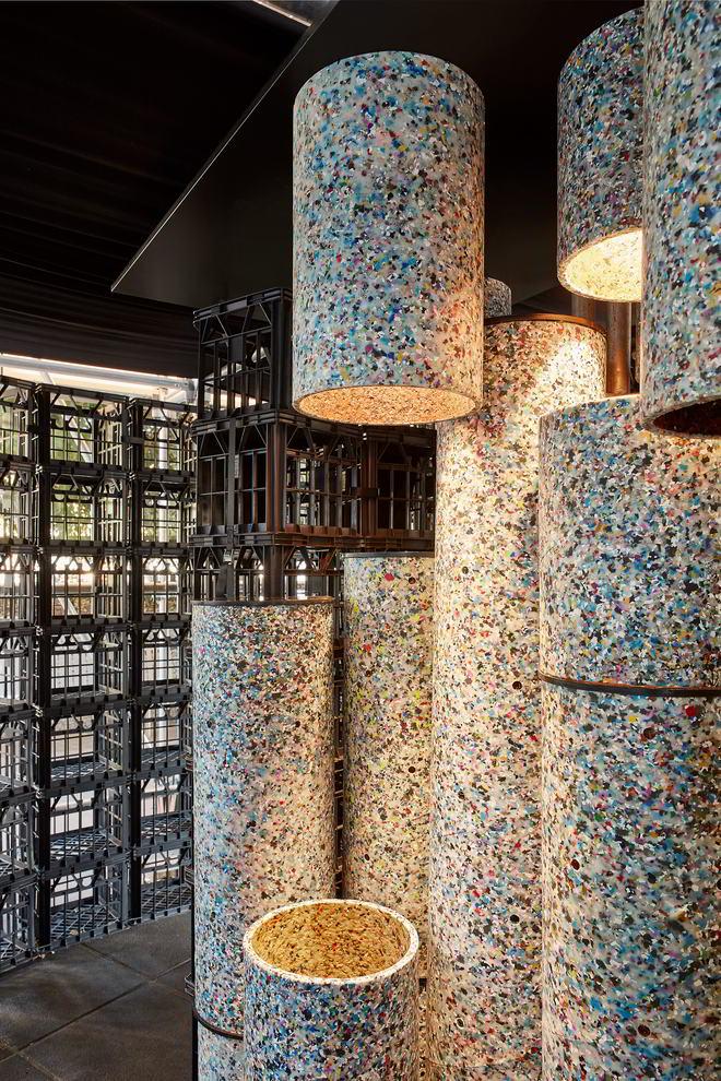 Citizen.MDW von ZWEI Interiors Architecture mit Mushroom Gallery