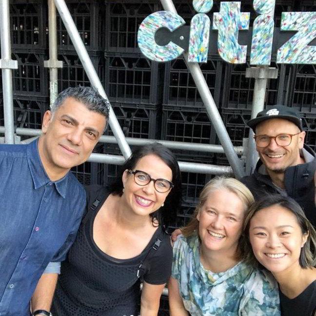 Citizen.MDW von ZWEI Interiors Architecture Team