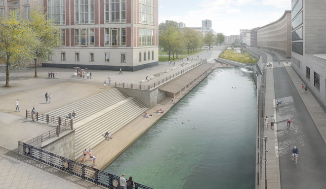 DAZ Flussbad Berlin