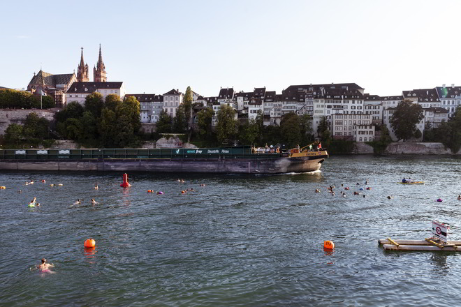 Swim City Basel