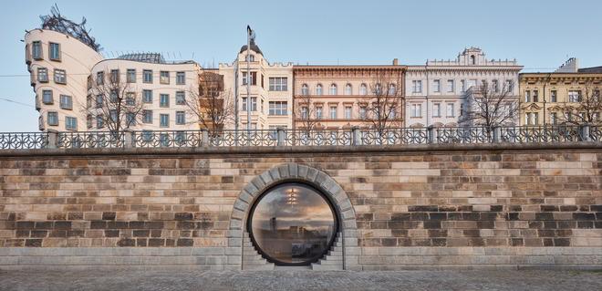 Ufergestaltung Prag