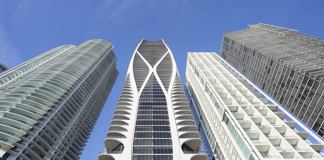 Zaha Hadid Wohnturm