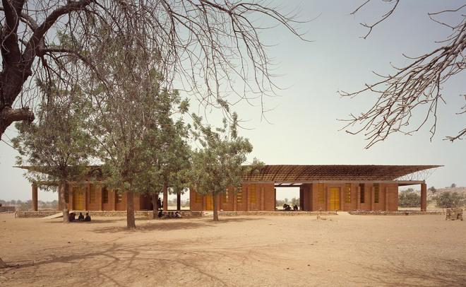 Kéré Architecture Gando Grundschule