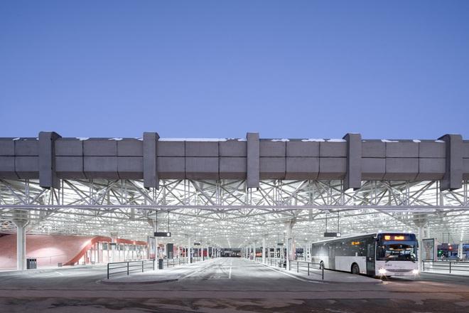 Bus terminal Zvonorka Chabik Kristof