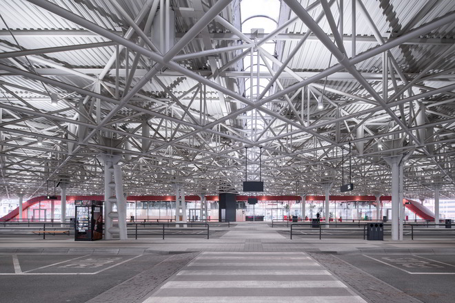 Zvonarka - Chybik Kristof bus terminal zwonarka under roof