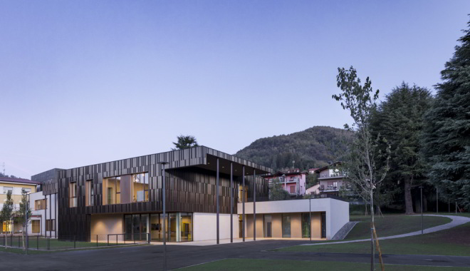 Pflegeeinrichtung von Studio Capitanio Architetti