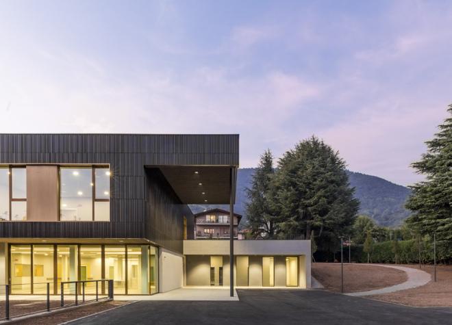 Multi-Service-Pflegezentrum von Studio Capitanio Architetti