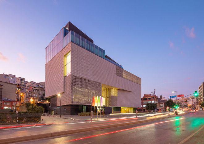 World Architecture Festival 2021: Contemporary Art Museum in Istanbul von Grimshaw Architects