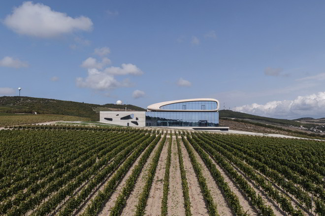 Côte Rocheuse Winery by Severin Proekt