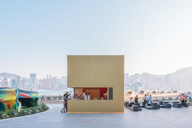 World Architecture Festival 2021: Kiosk von OMA in Hong Kong